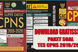 GRATIS Paket Soal Latihan Tes CPNS dan PPPK 2019 Berikut Kunci Jawaban