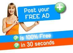 फ्री क्लासीफाईड पोस्ट एड्स | free classified post ads in india