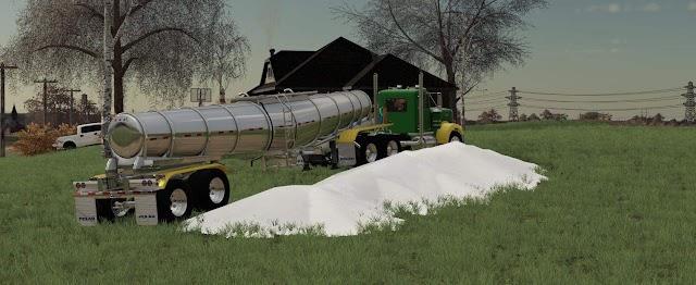 FS19 Polar Deep Drop Tanker v1.0