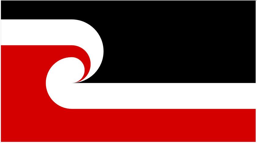 "Maori ""Tino Rangatiratanga"" flag"