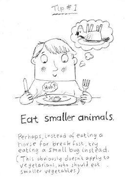 Eat smaller animals