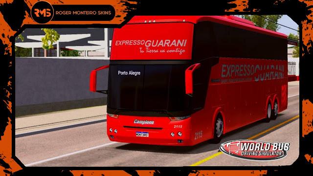 COMIL CAMPIONE 405HD EXPRESSO GUARANI