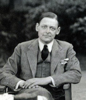 T. S. Eliot in 1934.