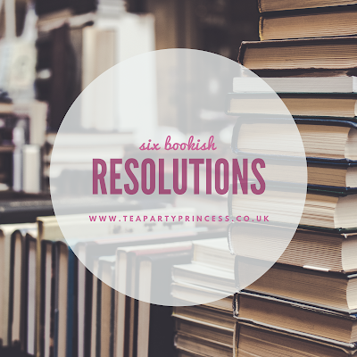 Six for Sunday: Bookish Resolutions for 2021