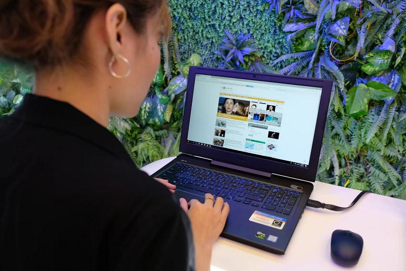 Kiếm tiền với 1 chiếc laptop kết nối wifi
