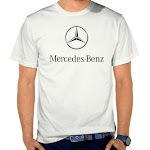 Kaos Distro Keren Mercedes Benz SK68 Asli Cotton