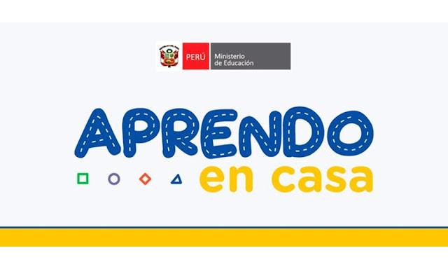 Horarios Aprendo en Casa TVPerú, Canal IPe y Radio Nacional