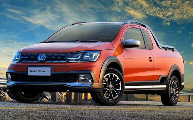 Volkswagen Saveiro Cross 2017 - Cabine Estendida