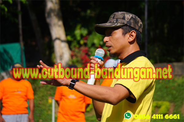 trainer outbound bandungan