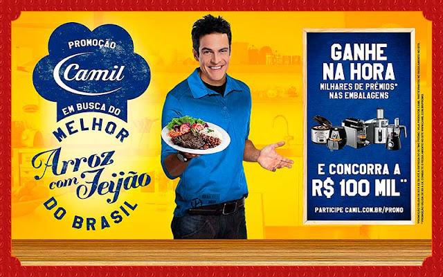 Promoção Camil: Em busca do melhor arroz com feijão do Brasil