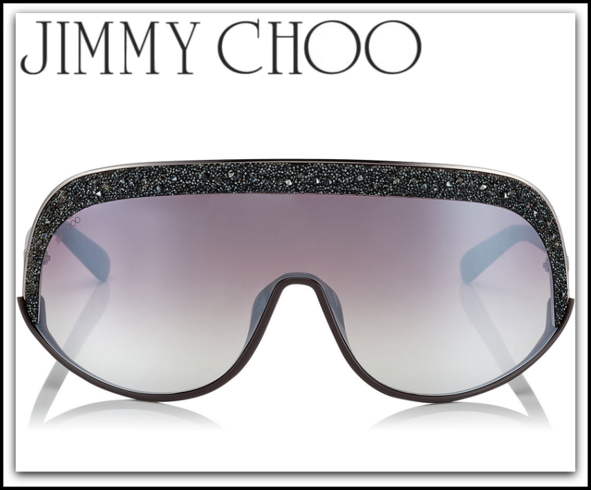 JIMMY CHOO SIRYN SUNGLASSES