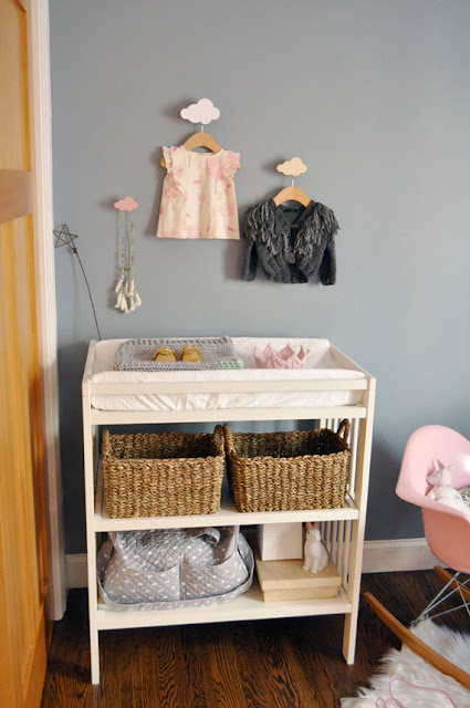 preparar la habitación del bebé