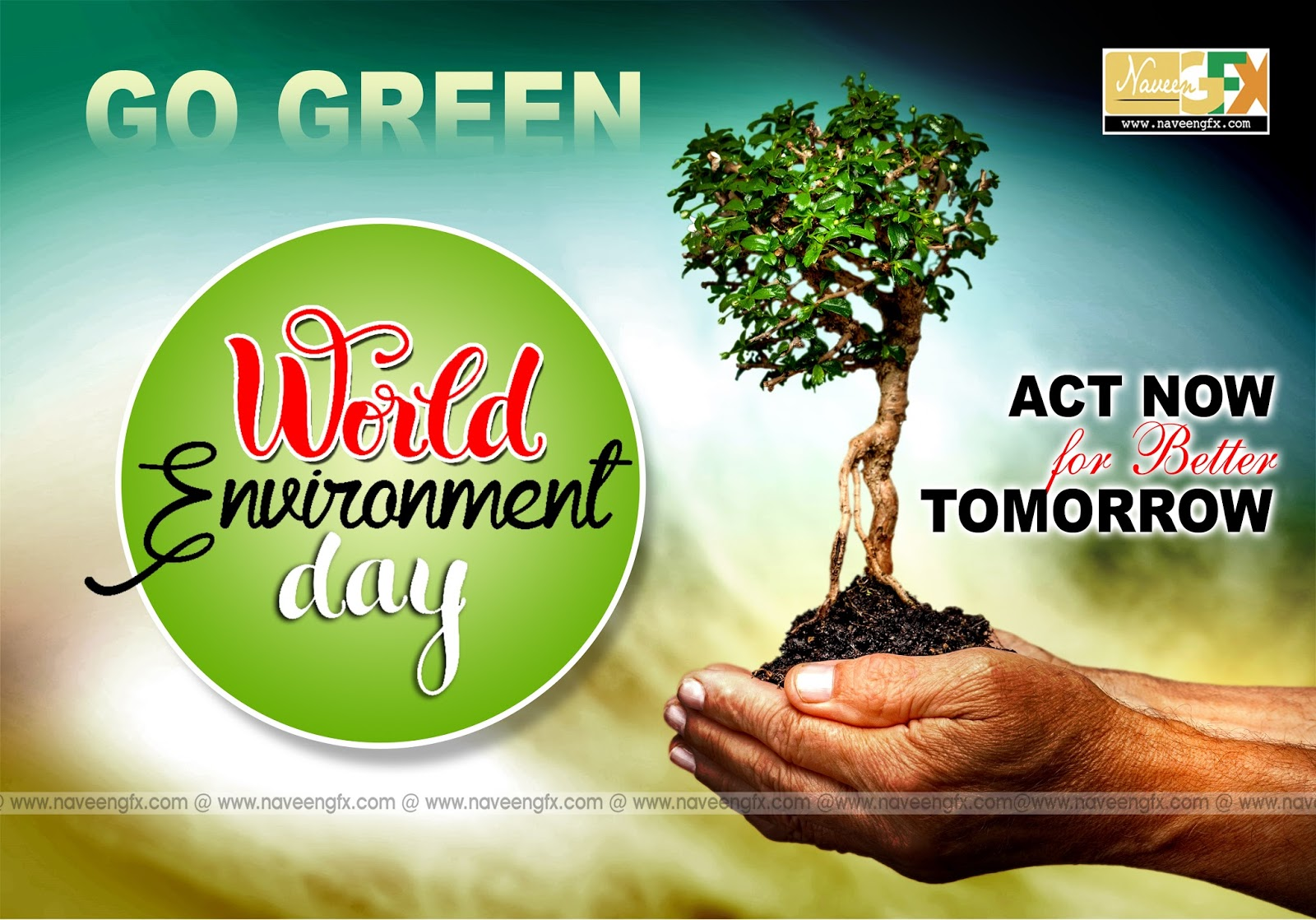 essay on world environment day images
