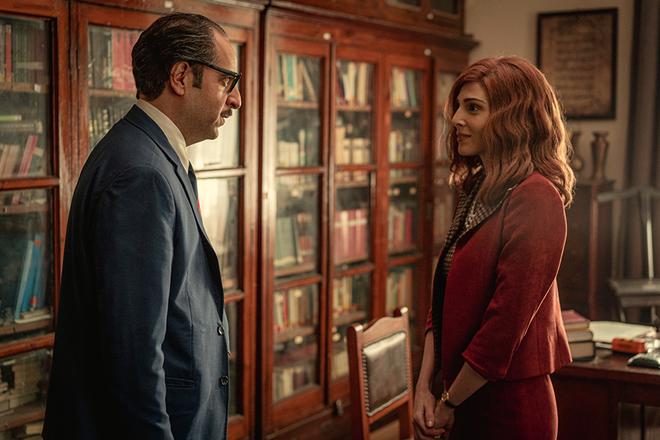 serie egipcia sobrenatural en Netflix