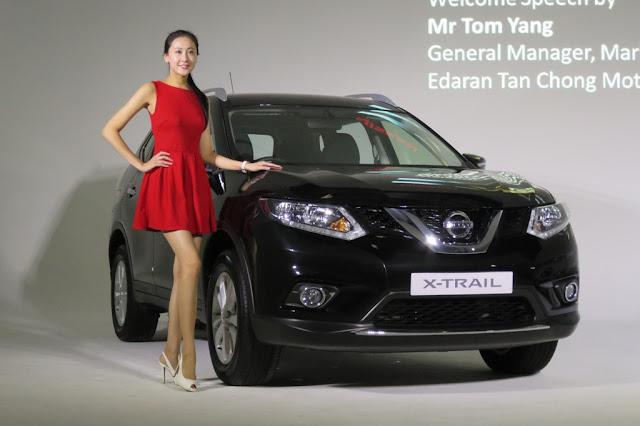 Eksterior Sporty Nissan X-trail Mobil SUV Paling Tangguh dan Nyaman