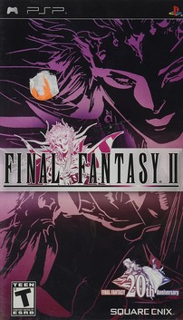 Download Final Fantasy 2 PSP PPSSPP