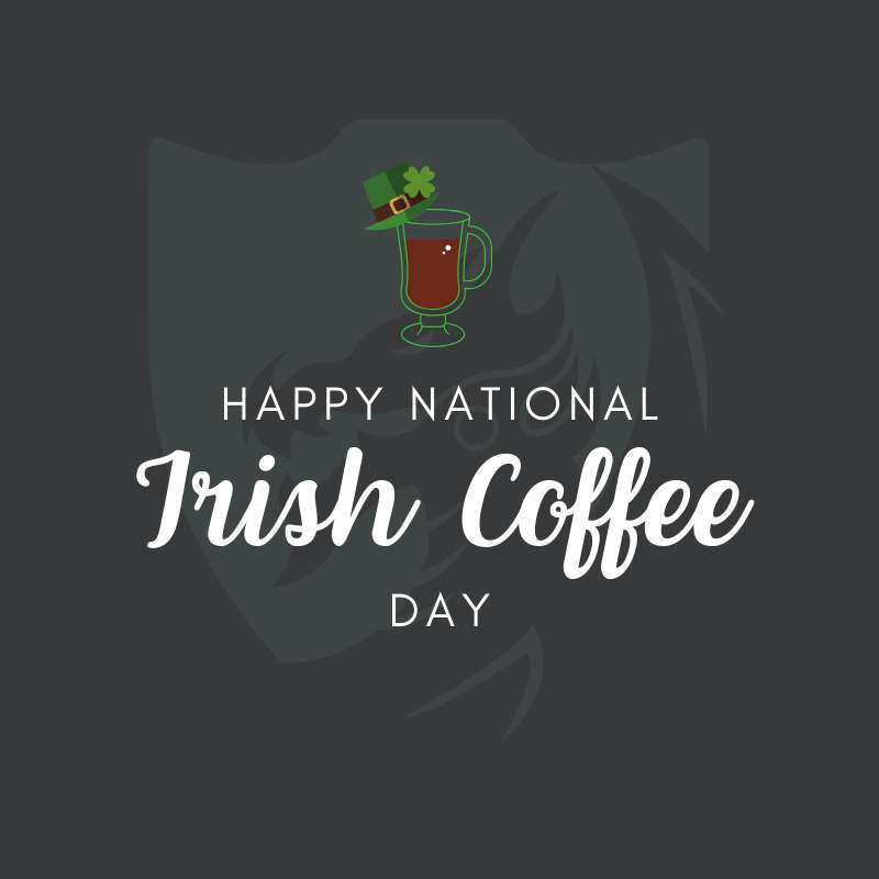 National Irish Coffee Day Wishes Images download