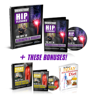 Unlock Your Hip Flexors Review honesly (2019): Does It Work? Is It Legit?