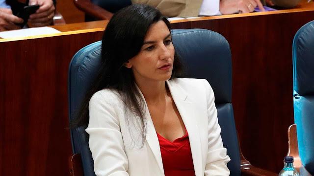 Un concejal de Más Madrid insta al COAM a investigar a Rocío Monasterio