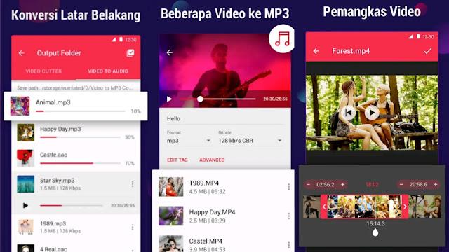 Cara Merubah Format Video MP4 Menjadi MP3 di Android dengan Cepat
