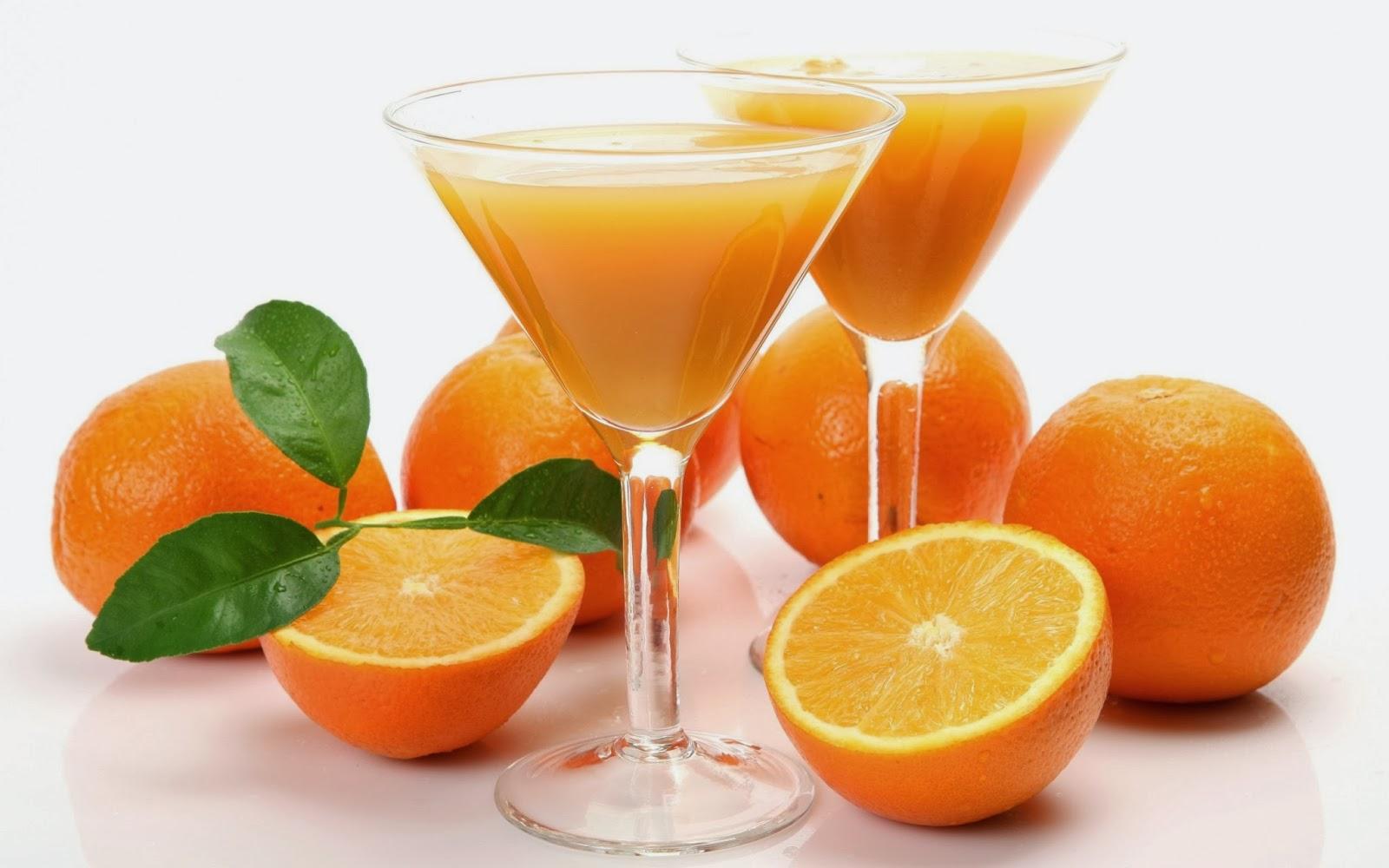 Orange - The Source Of Vitamin C & Cryptoxanthin