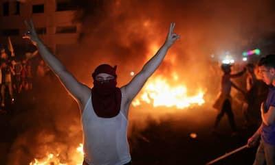 """المغرب يتابع بـ""""قلق بالغ"""" الأحداث في القدس الشريف وفي المسجد الأقصى"""