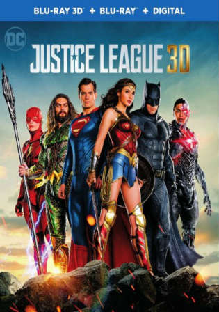Justice League 2017 BluRay 350MB English 480p ESub Watch Online Full Movie Download Worldfree4u 9xmovies
