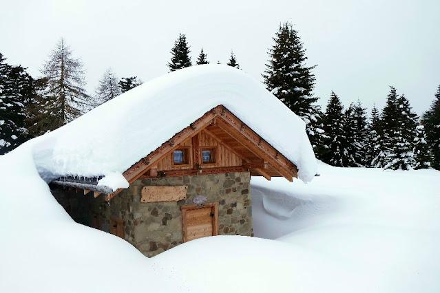 rifugio monte peller ciaspole