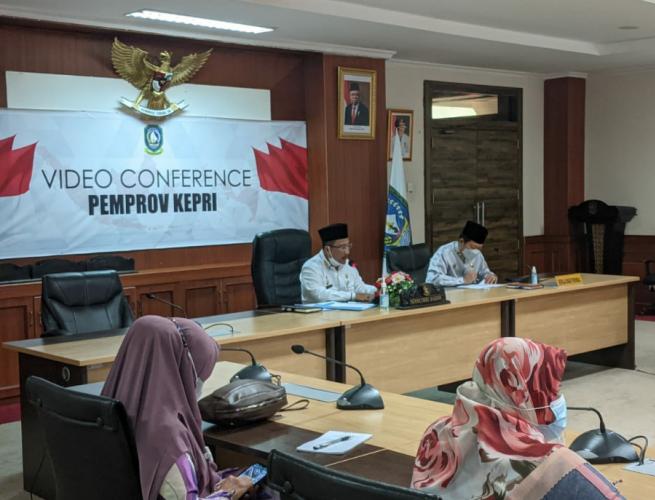 Pemerintah Pusat Dukung Pembangunan Politeknik di Wilayah KEK Galang Batang