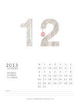 calendarios, calender, diys, manualidades, planings