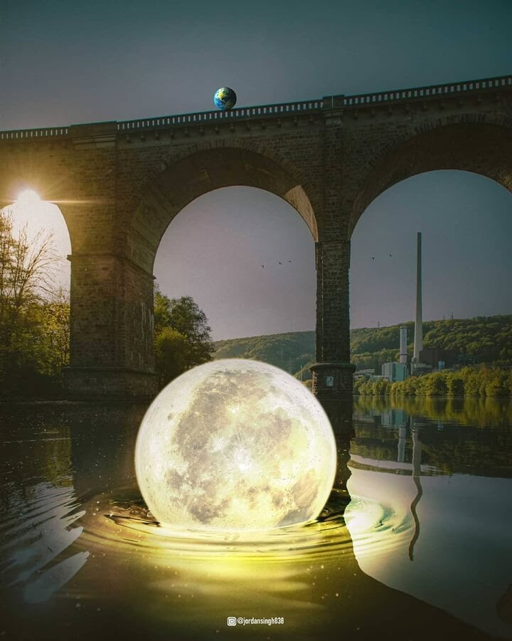 04-The-moon-in-a-midnight-swim-Jordan-Singh-www-designstack-co