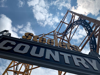 Steel Curtain Review - Kennywood
