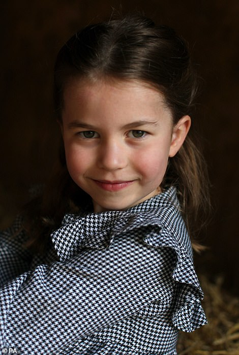 Princess Charlotte @ 5 years old