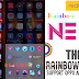 Download Themes Rainbow Neon for OPPO & Realme