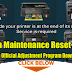 Epson Maintenance Reset Utility All Model