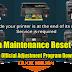 Epson Maintenance Reset Utility All Model