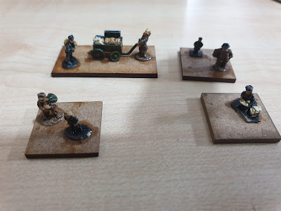 Pendraken Miniatures FRE15 Civilians / Refugees picture 1