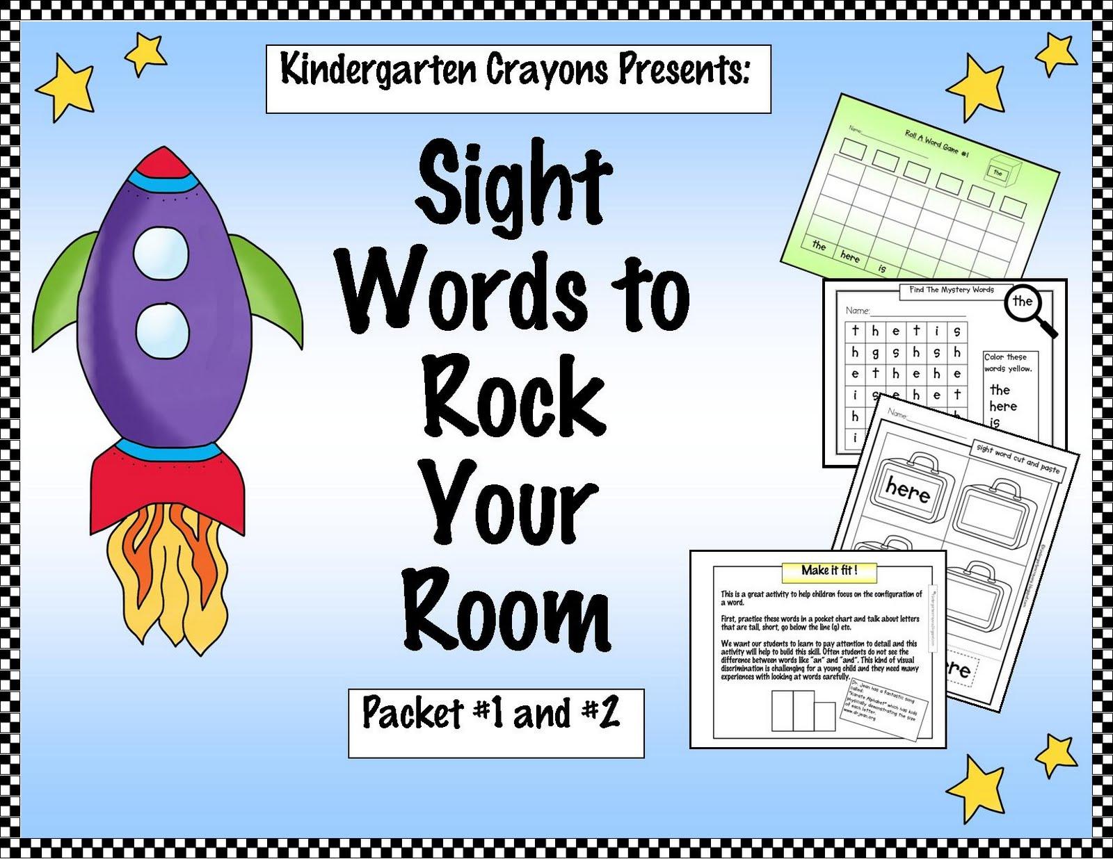I Am Special Activities For Kindergarten