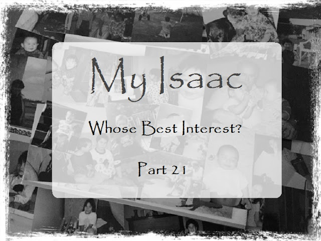 My Isaac, Our Adoption Story