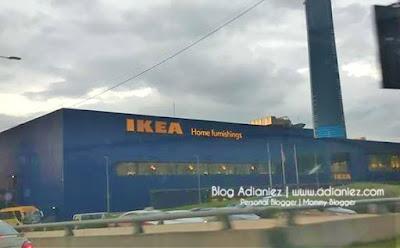 Ikea, Cheras | Hingga Tak Muat Kereta!