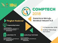 Comptech 2018 Nusantara Menuju Revolusi Industri