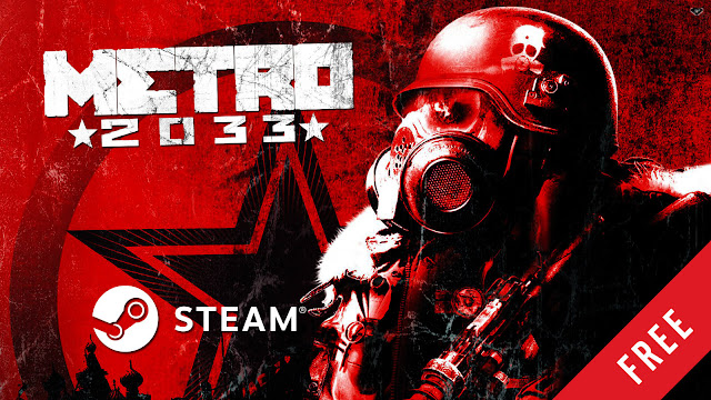 metro 2033 free pc game steam artyom alekseyevich chyorny stealth survival horror first-person shooter game 4A games deep silver thq dmitry glukhovsky
