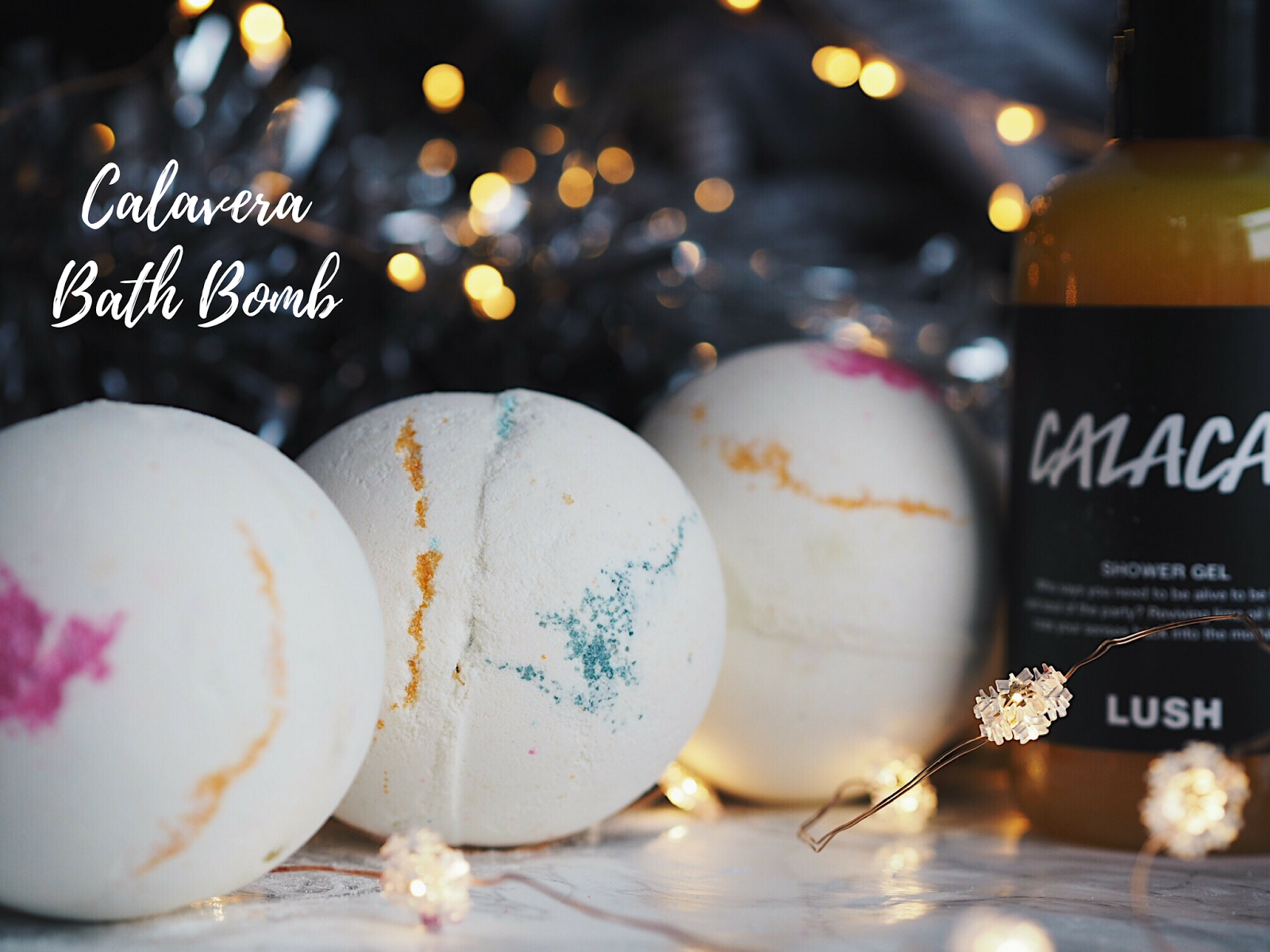 lush christmas 2017 calacas shower gel calavera bath bomb
