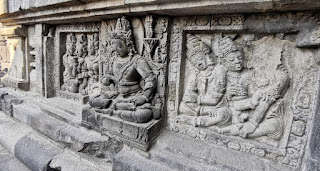 Yogyakarta, Templo de Prambanan.
