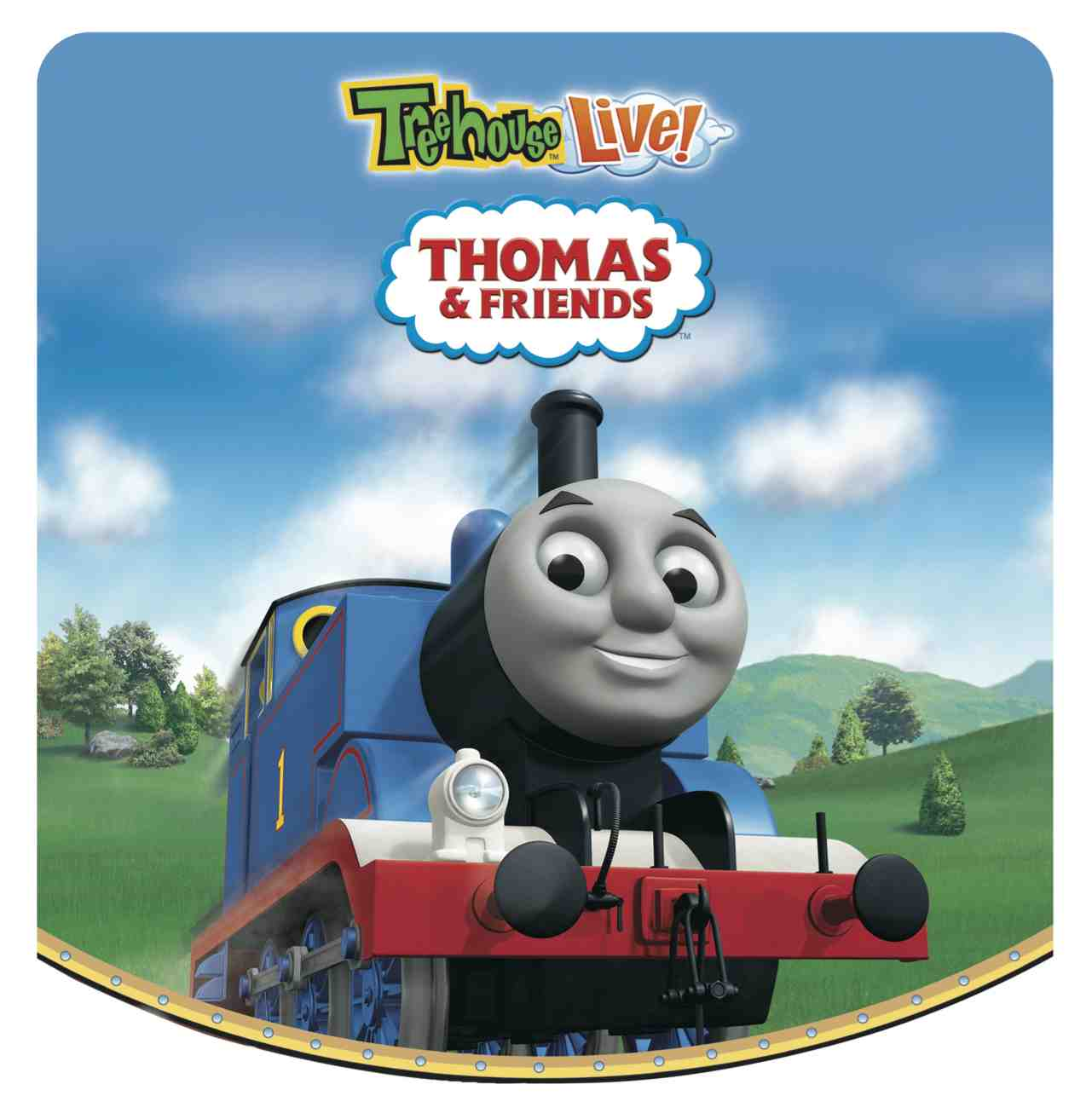 TreeHouse Live Presents: Thomas and Friends {Giveaway} ~ A