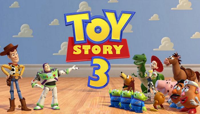 Toy Story 3 (2010) Fixar Movie Wallpapers, film animasi terbaru terbaik terpopuler sepanjang sejarah myanimelist