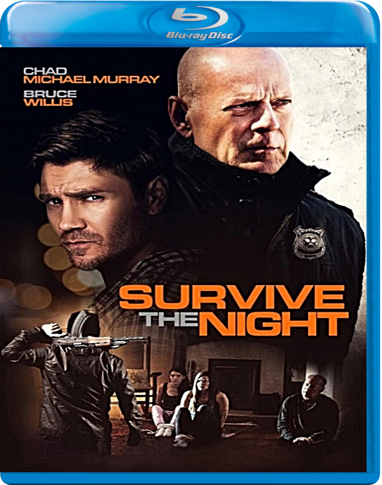 Survive the Night [2020] [BD25] [Latino]