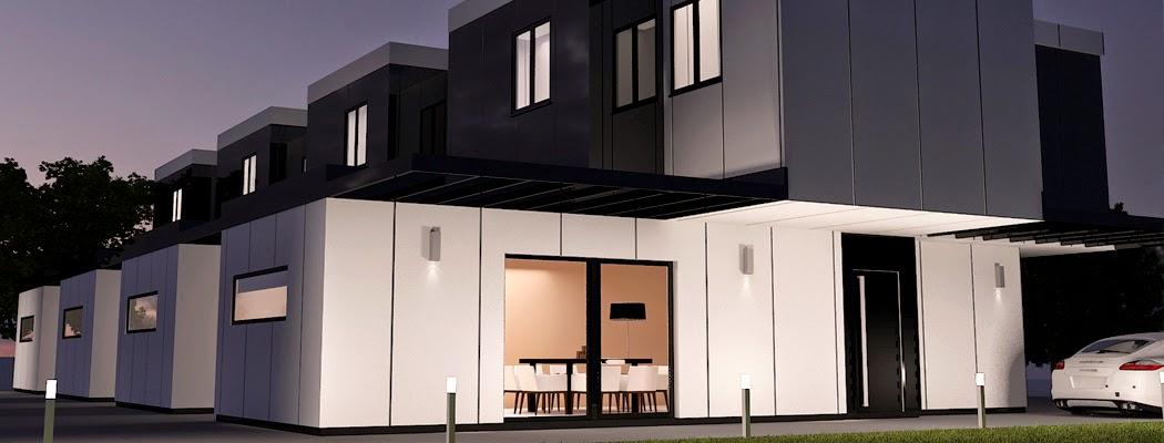 Es posible construir una segunda planta prefabricada - Construir casa prefabricada ...