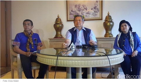 SBY tak mungkin maju 2019