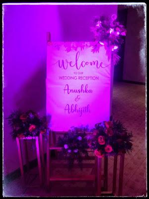 Wedding Board Decoration Idea Kerala
